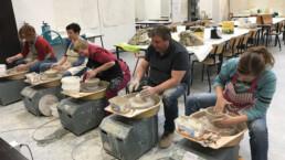 Academie Ieper - keramiek